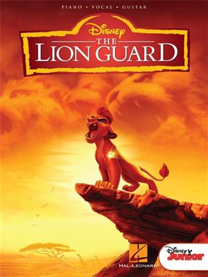 The Lion Guard: Piano, Vocal and Guitar (songbooks)