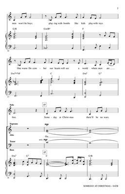 Stevie Wonder: Someday At Christmas: SATB
