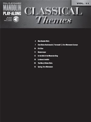 Classical Themes: Banjo or Mandolin