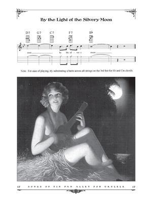 Dick Sheridan: The Songs of Tin Pan Alley for Ukulele: Ukulele