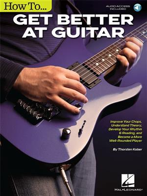 Thorsten Kober: How to Get Better at Guitar: Guitar or Lute
