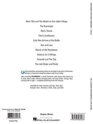 John Williams: Star Wars: The Force Awakens - Cello: Cello