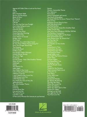 101 Movie Hits for Tenor Saxophone: Saxophone