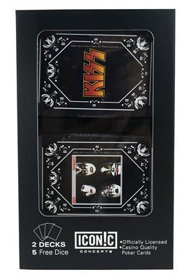 Kiss: Dynasty - Playing Cards: Gifts