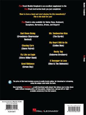 FastTrack Ukulele Songbook: Level 1