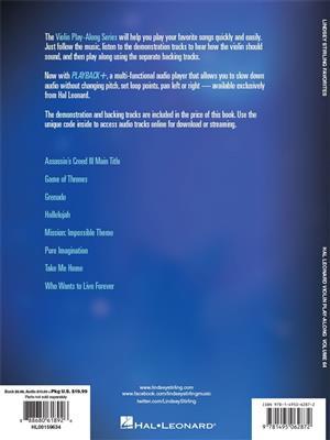 Lindsey Stirling: Lindsey Stirling Favorites: Violin