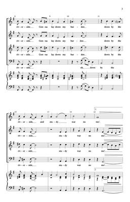 Down by the Riverside: Arr. (Stacey V. Gibbs): SATB