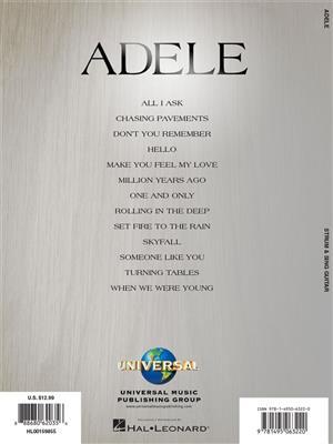 Adele: Strum & Sing: Voice & Guitar
