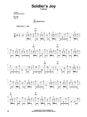 Celtic Bluegrass: Banjo