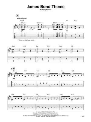 Fingerpicking Film Score Music: Guitar or Lute
