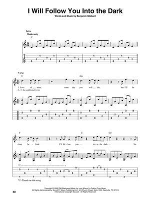 Fingerpicking Acoustic Hits: Guitar or Lute