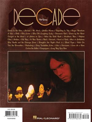 Neil Young: Neil Young – Decade: Guitar or Lute
