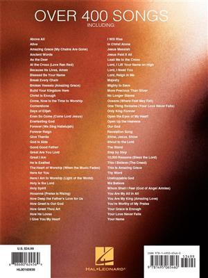 The Praise & Worship Fake Book - 2nd Edition: Melody, Lyrics & Chords
