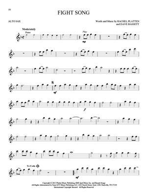 Top Hits - Alto Saxophone: Alto Saxophone