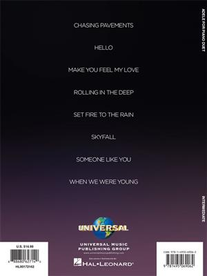 Adele for Piano Duet: Piano, 4 Hands