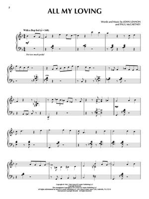 The Beatles - All Jazzed Up!: Piano