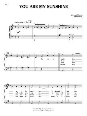 More Simple Songs: Piano or Keyboard