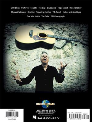 Tommy Emmanuel - It's Never Too Late: Guitar or Lute
