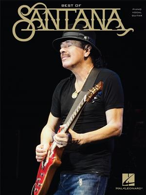 Best of Santana: Piano, Vocal and Guitar (songbooks)