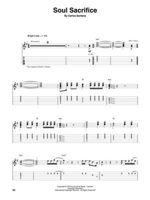 Carlos Santana: Santana: Guitar or Lute
