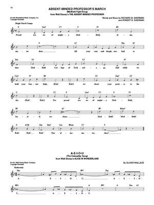 The Disney Fake Book - 4th Edition: Piano, Vocal, Guitar