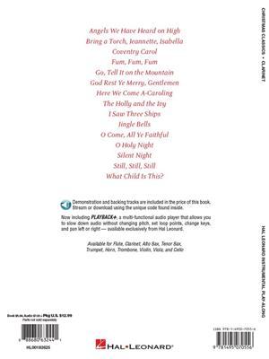 Christmas Classics - Clarinet: Clarinet