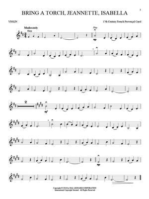 Christmas Classics - Violin: Violin