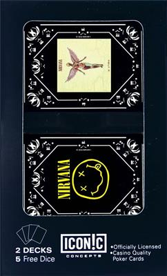 Nirvana Double Deck Playing Cards: Gifts