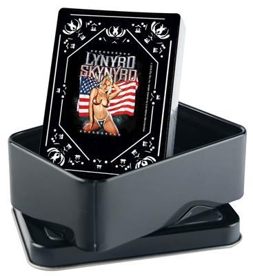 Lynyrd Skynyrd Playing Cards: Gifts