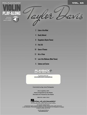 Taylor Davis: Taylor Davis: Violin