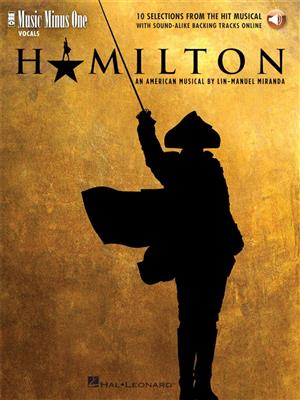 Hamilton: 10 Selections from the Hit Musical: Vocal