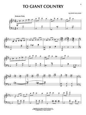 John Williams: The BFG: Piano