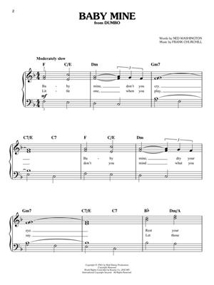 Disney Greatest Love Songs: Piano or Keyboard