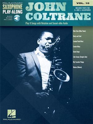 John Coltrane: John Coltrane: Saxophone