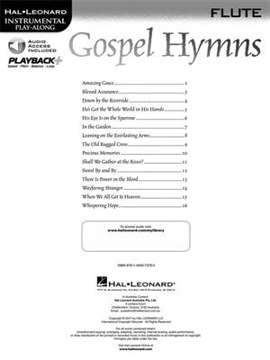 Gospel Hymns - Flute: Flute