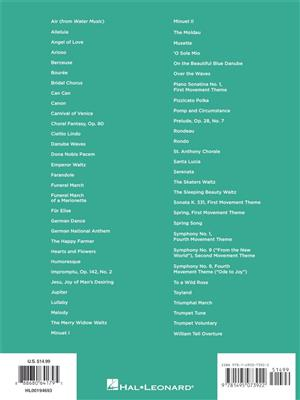 Classical - Super Easy Songbook: Piano or Keyboard