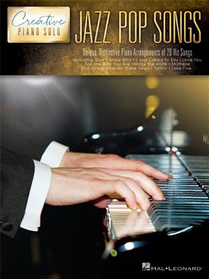 Jazz Pop Songs - Creative Piano Solo: Piano or Keyboard