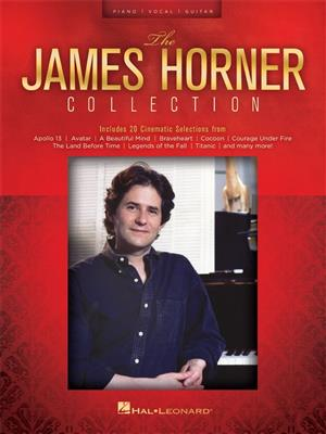 James Horner: The James Horner Collection: Piano, Vocal, Guitar
