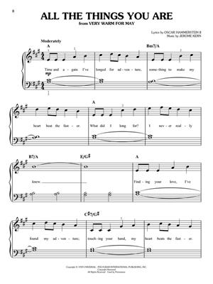 First 50 Jazz Standards You Should Play on Piano: Piano or Keyboard
