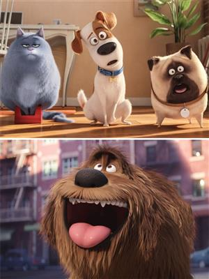 Alexandre Desplat: Illumination Presents The Secret Life of Pets: Piano or Keyboard