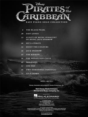 Pirates of the Caribbean: Piano or Keyboard