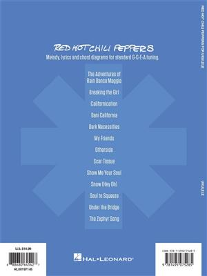 Red Hot Chili Peppers for Ukulele: Ukulele