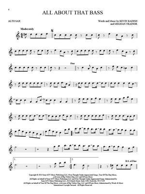 101 Hit Songs: Saxophone