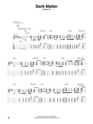 Steve Vai: Steve Vai - Modern Primitive: Guitar or Lute