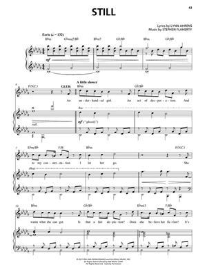 Stephen Flaherty: Anastasia: Piano, Vocal, Guitar