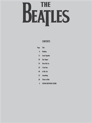 John Lennon: The Beatles: Guitar or Lute