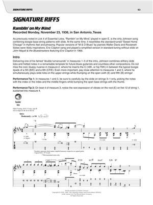 Robert Johnson: Play Like Robert Johnson: Guitar
