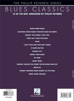 Phillip Keveren: Blues Classics: Piano or Keyboard