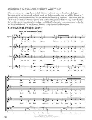 A Cappella Warm-Ups: Mixed Choir