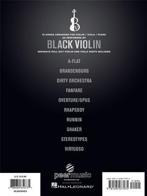 Black Violin Collection: Violin